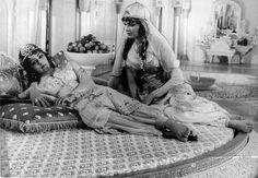 Hema and Parveen in Razia Sultan