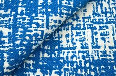 This is Blue and White Jacquard Fabric, Upholstery Cotton Jacquard Fabric. You can use this fabric to prepare bags, home furnishing items, home decor items i.e. cushions, pillow, upholestry sofa etc. Color: Blue and White Fabric- Jacquard Fabric Width: 44 Inches (1.1 Meters) Fabric Length: