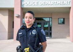 HARLINGEN — When asked about her background, Rebecca Martinez took a deep breath.