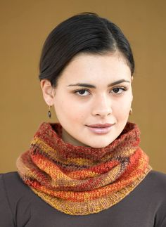 The Art Of The Cowl Pattern (Knit)