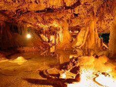 Inner Space Cavern- Austin, Texas