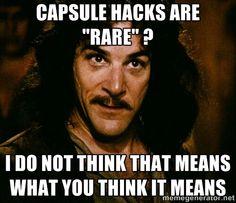 #Ingress #meme Capsule Hacks #PrincessBride