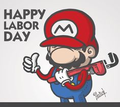 Happy Labor Day! by *Italiux on deviantART