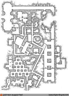 My Private Jakalla - Map 1D (no grid)