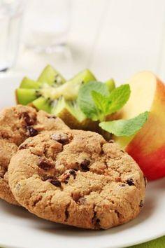 Αφράτα μπισκότα με μήλο και κανέλα