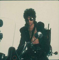 Prince rare photo