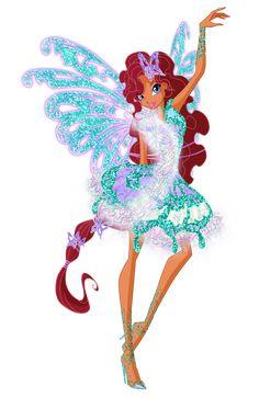 Aisha Butterflix by Bloom2 on DeviantArt