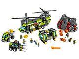 Vulkan-Schwerlasthelikopter
