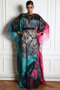 Zuhair Murad Fall 2014 Ready-to-Wear Fashion Show