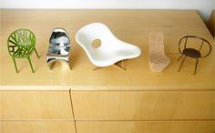 miniature  design chairs