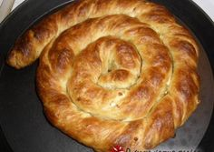 The easiest cheese pie in the world Recipe by Cookpad Greece Cheese Pies, Easy Cheese, Greek Appetizers, Greek Pastries, Albanian Recipes, Greek Sweets, Savory Muffins, Greek Cooking, Greek Dishes