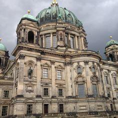 Berliner Dom Iglesias, Dom, Notre Dame, Berlin, Building, Travel, Instagram, Cathedrals, Viajes
