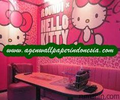 Di Sini Tempat Jual Wallpaper Hello Kitty Murah Di Jakarta Http