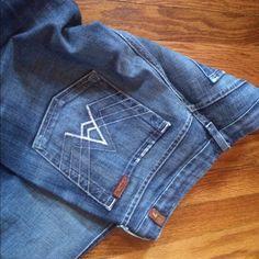 Seven jeans boot cut 31 great shape 7 jean Seven jeans boot cut 31 great shape Seven7 Jeans Boot Cut