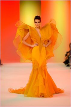 Haute Couture Paris, Spring Couture, Haute Couture Dresses, Style Couture, Couture Fashion, Runway Fashion, Fashion Beauty, Stephane Rolland, Fashion Week
