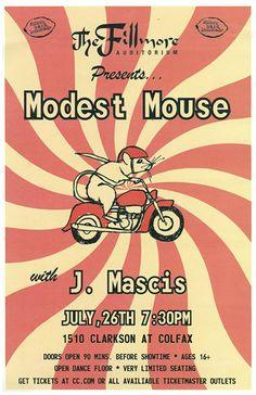 J. Masics  Modest Mouse