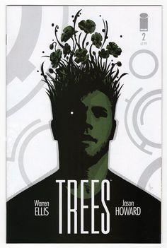 Trees #2 Regular Jason Howard Cover (2014)