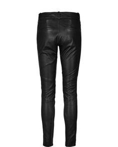 Blake Leather Pant  back