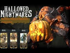 Warframe { Hallowed Nightmares Tactical Alert}  Pc gameplay