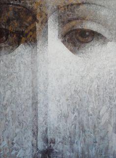 Obecność. Ventzislav Piriankov jest artystą, który inspiruje się ikoną. Wychował się w prawosławnej Bułgarii i zawsze fascynował się sztuką bizantyjską w architekturze i wystroju cerkwi. A sercem każdej cerkwi są właśnie ikony. Niezmiennie przyciągają one pięknem, dostojeństwem i warsztatem. Do dziś jednym z najbardziej podziwianych motywów i elementów w obrazach Piriankova pozostają oczy.