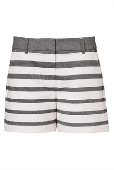 Day or night Stripe Textured City Short City Shorts, Casual Shorts, Christmas, Xmas, Clothes, Night, Accessories, Shoes, Zapatos