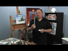 How to Paint Trees...Wilson Bickford