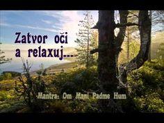 Krásna hudba na meditovanie a oddych I Meditation Music - Mantra