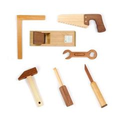 Design Blog :: SPGRA | Quality and Natural Wooden Toy Tool Set