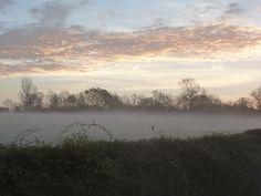 Sunrise & Sunset at Walton Thorns Farm