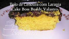 """Delícias da Priscila Beneducci: """"Bolo de Cenoura com Laranja do Buddy Valastro"""" de Liquidificador"""