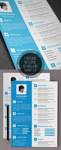 Resume on Behance on | curriculum vitae | Pinterest | Resume styles ...
