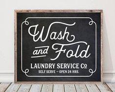 Laundry Room Decor. Laundry Room Art Print. Laundry Sign. Laundry Room Sign. Farmhouse Decor Art. Laundry Room Print. Laundry Art. S497