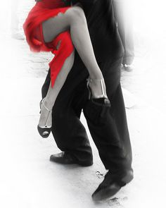 """Tango - Please, just for me, forget the steps... Hold me, feel the music, and give me your soul. Then I can give you mine."""""""