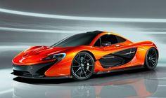 McLaren P1, Greatest Sports Car 2014