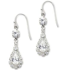 "<p>Give old Hollywood glamour a turn on the dance floor wearing our pear dangle earrings.</p><div style=""page-break-after: always;""><span style=""display: none;"">"