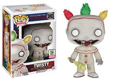 Unmasked Twisty Funko Pop! - American Horror Story: Freak Show - SDCC Exclusive 2015
