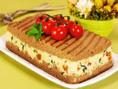 Невероятно вкусный паштет с печёнкой и сыром | Vkusno.co - готовим легко!