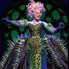 Sherie Rene Scott. Ursula. INCREDIBLE.