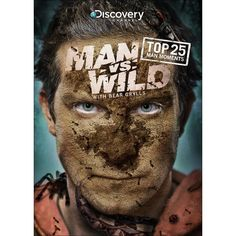 Man vs. Wild: Top 25 Man Moments (dvd_video)