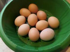Recipe: Easy Hard Boiled Eggs