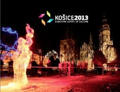 1-10 May Košice is the first Slovak city to be awarded the title of the European Capital of Culture which it will share with Marseille in 2013.  Non-profit organization Kosice – European Capital of Culture 2013 has prepared a photographic exhibition in order to show a rich cultural background of Kosice and the surrounding region with its historical monuments and renowned personalities as well as its current transformation into a vibrant place welcoming artists and creative people.