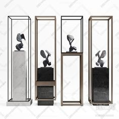 Hang a Shelf Over a Door or Window for Display Items Exhibition Display, Museum Exhibition, Display Design, Wall Design, Jewelry Store Design, Jewellery Showroom, 3d Warehouse, Interior Accessories, Retail Design