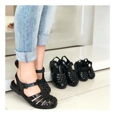 86 Best a images | Jelly shoes, Plastic shoes, Jelly sandals