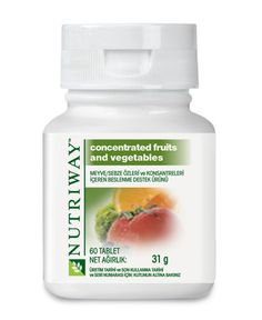 Best of Nutriway http://www.amway.com.tr/productset/HodfesmLn0sMCrOYqo4QxQ==