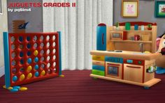 PQSims4: Great Toys II • Sims 4 Downloads