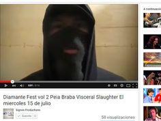 METALHOUSE: Diamante Fest Vol. 2 - Miércoles 15 de Julio: PEIA BRABA + VISCERAL SLAUGHTER en Piura-Perú