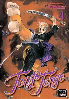 Tenjo Tenge 4