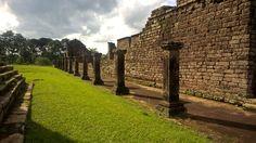 Ruinas Jesuíticas de Santísima Trinidad - Encarnacion - Paraguay