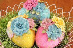 Easter Egg Tutorial ~ So pretty!