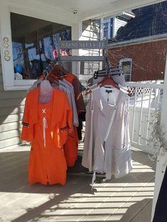 NEW STOCK ON THE DECK! #PaoloTricot #Liujo #colourpop #fun #stylish #linen #ladieswear #fashion #Okotoks #boutique  www.jazmineharbour.ca Elizabeth Street, Liu Jo, Abs, Women Wear, Deck, Boutique, Stylish, Dresses, Fashion